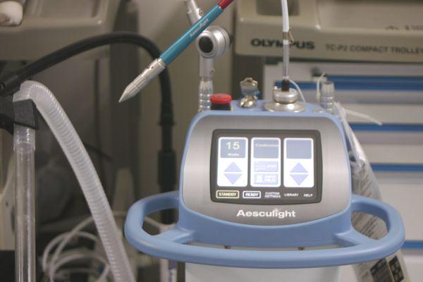 横浜 金沢区の動物病院 マーサ動物病院 医療設備 炭酸ガスレーザー装置