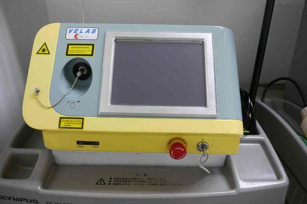 横浜 金沢区の動物病院 マーサ動物病院 医療設備 半導体レーザーメス